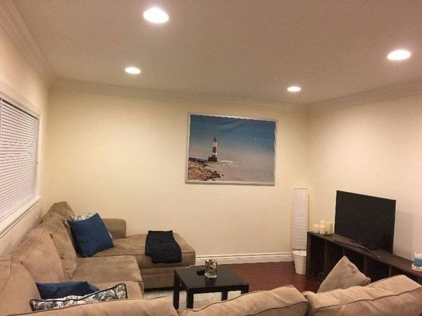 Family Room in Private Wing