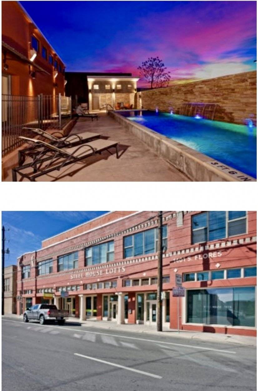 Pool/ Outside of Building