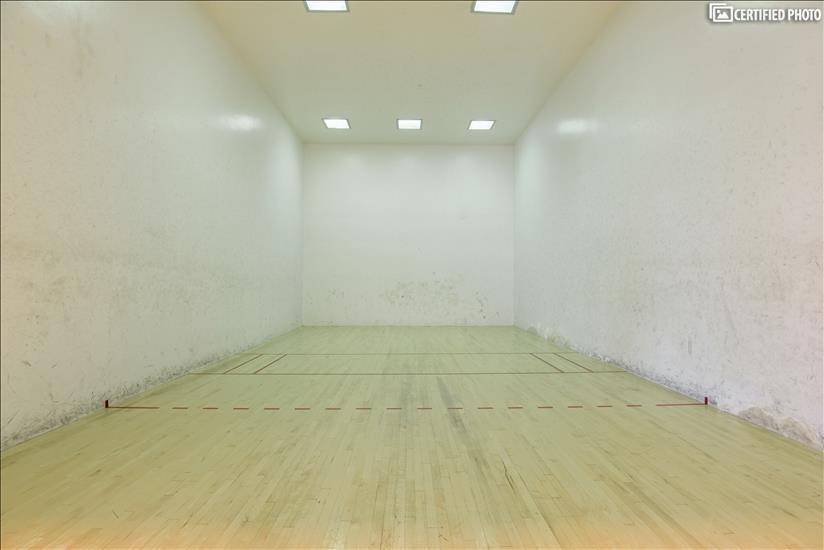 Play racketball