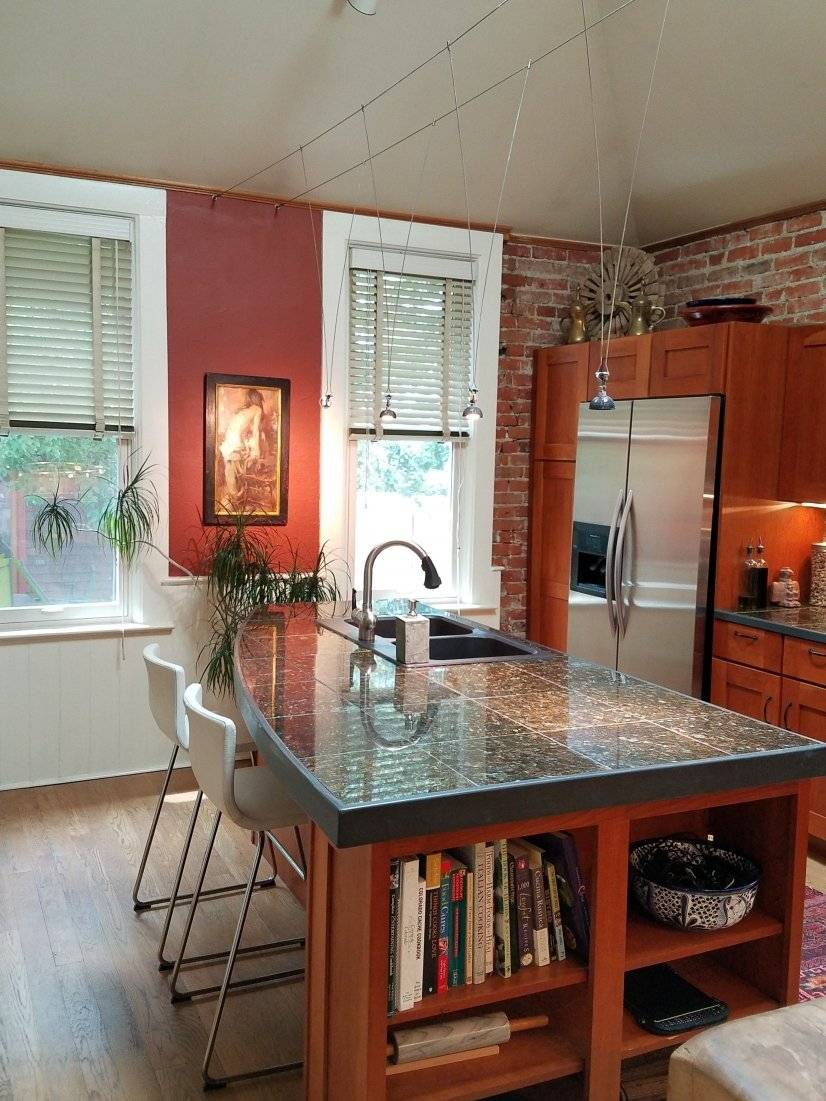 Interior Studio/Garage