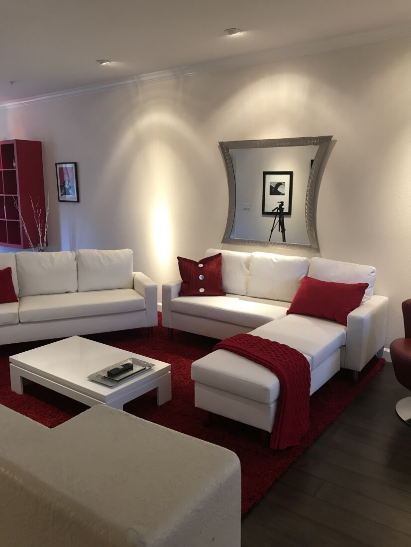 image 3 furnished 2 bedroom Apartment for rent in Paradise Valley, Phoenix Area