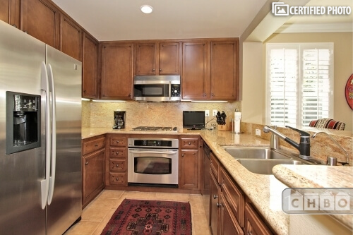 image 14 furnished 3 bedroom Townhouse for rent in Irvine, Orange County