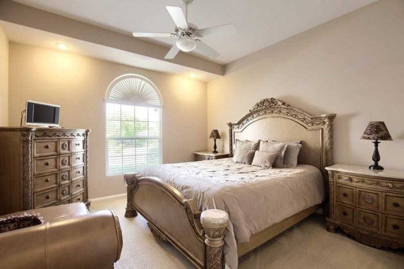 4th bedroom. Secondary Master Suite with walk in closet