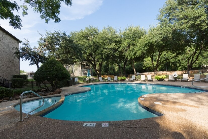 image 3 furnished 2 bedroom Apartment for rent in Addison, Dallas County