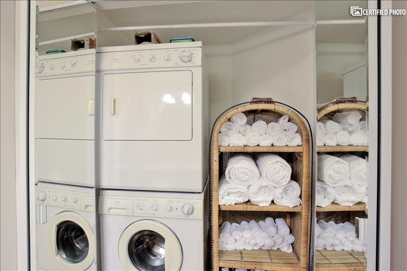 Washer / Dryer in Unit