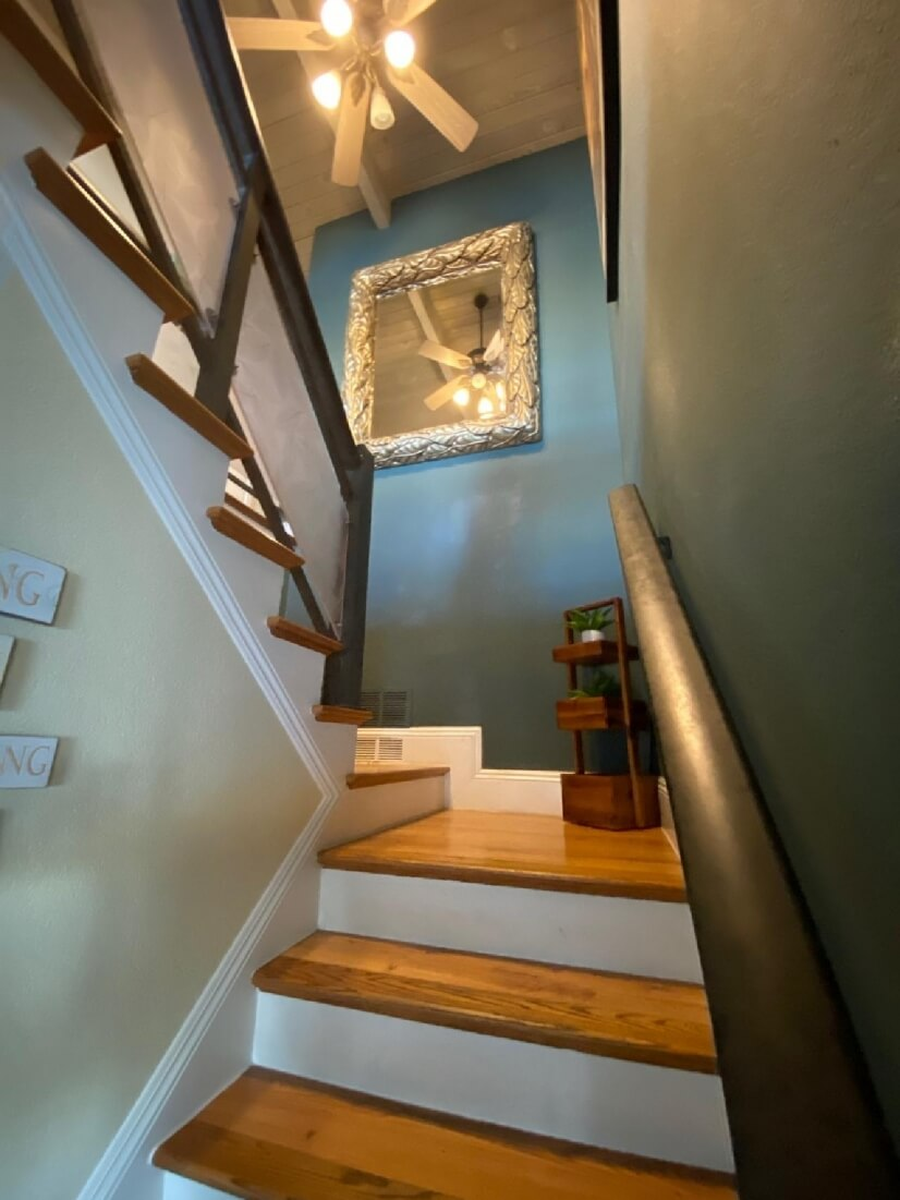 stair to great room