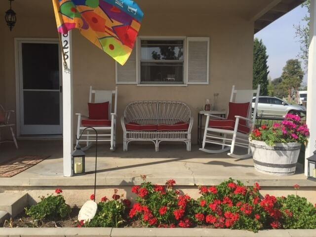 One more porch