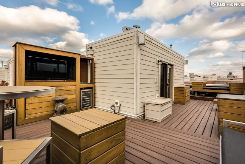 Roof Top Deck w/Downtown Panoramic Views