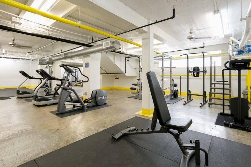 24/7 Exercise facility