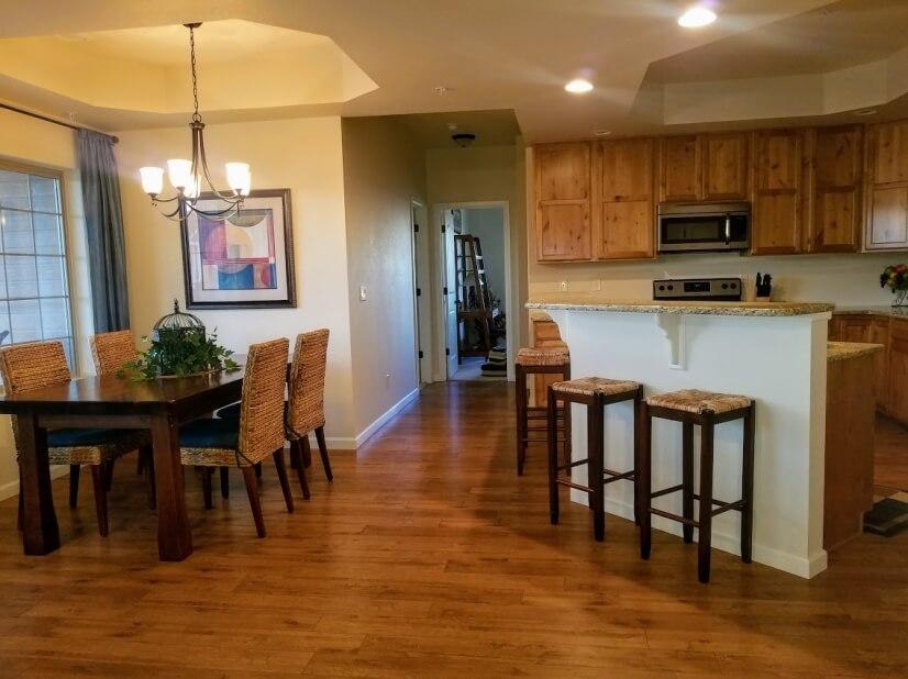 image 8 furnished 3 bedroom Townhouse for rent in Loveland, Larimer (Fort Collins)