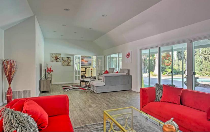 image 2 furnished 3 bedroom House for rent in Sherman Oaks, San Fernando Valley