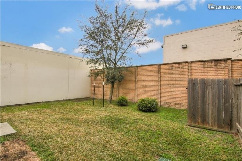 Largest backyard in the neighborhood! Fun times!