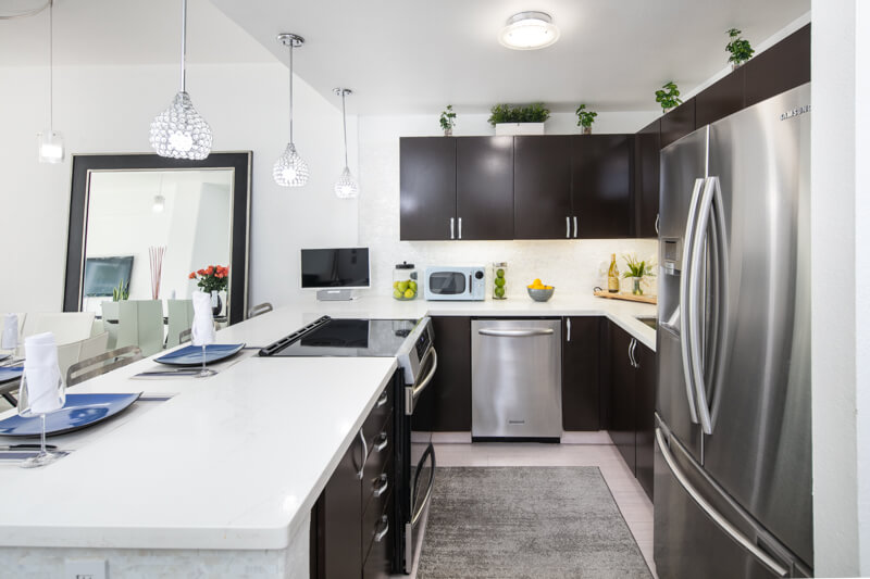 Samsung appliances and Airfryer oven