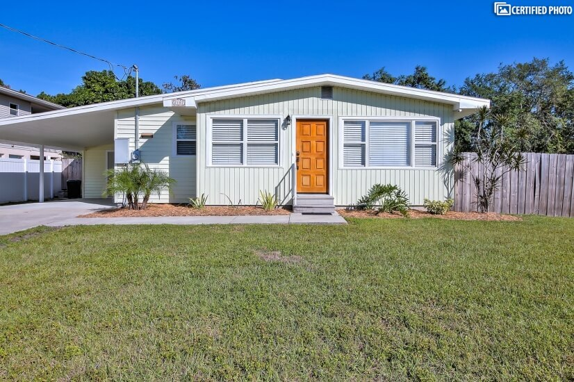 image 3 furnished 2 bedroom House for rent in Clearwater, Pinellas (St. Petersburg)
