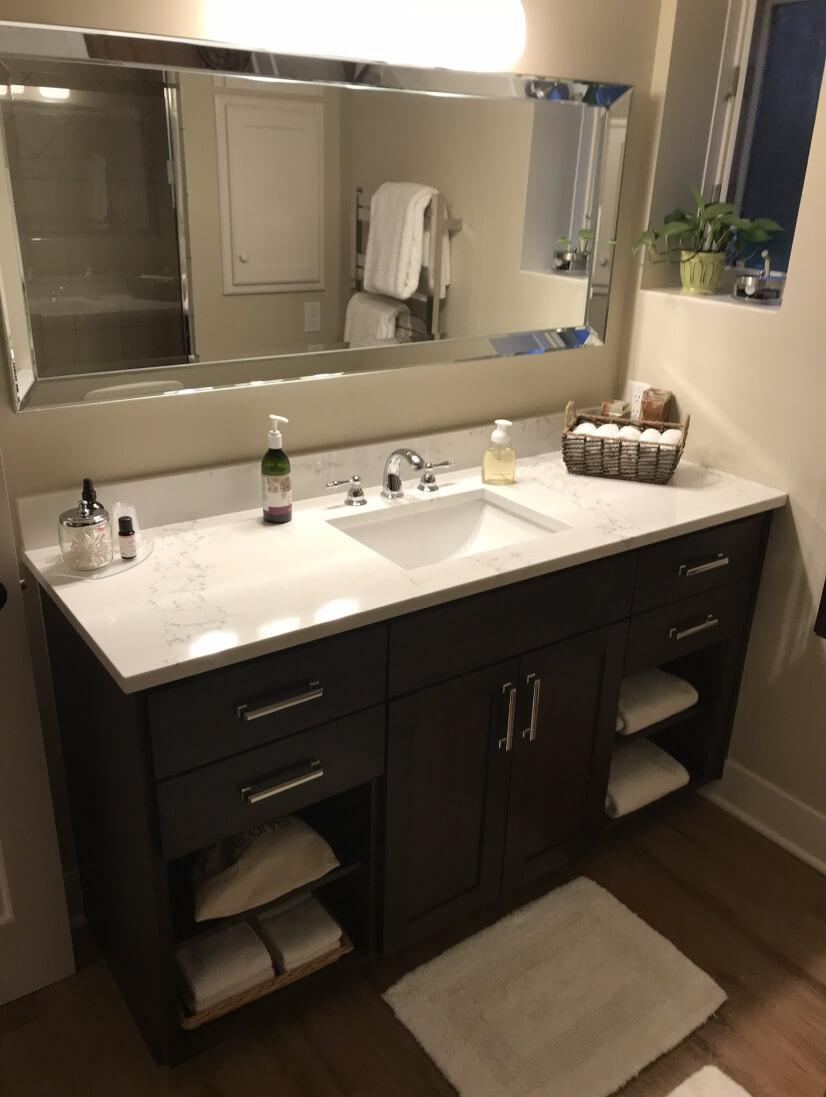 Guest Suite Master bath room
