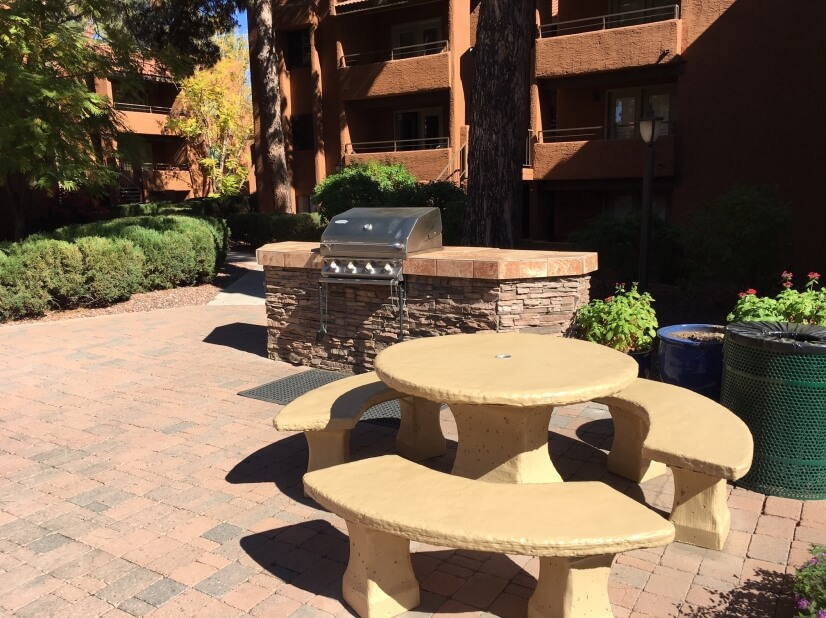 image 9 furnished 2 bedroom Townhouse for rent in Paradise Valley, Phoenix Area