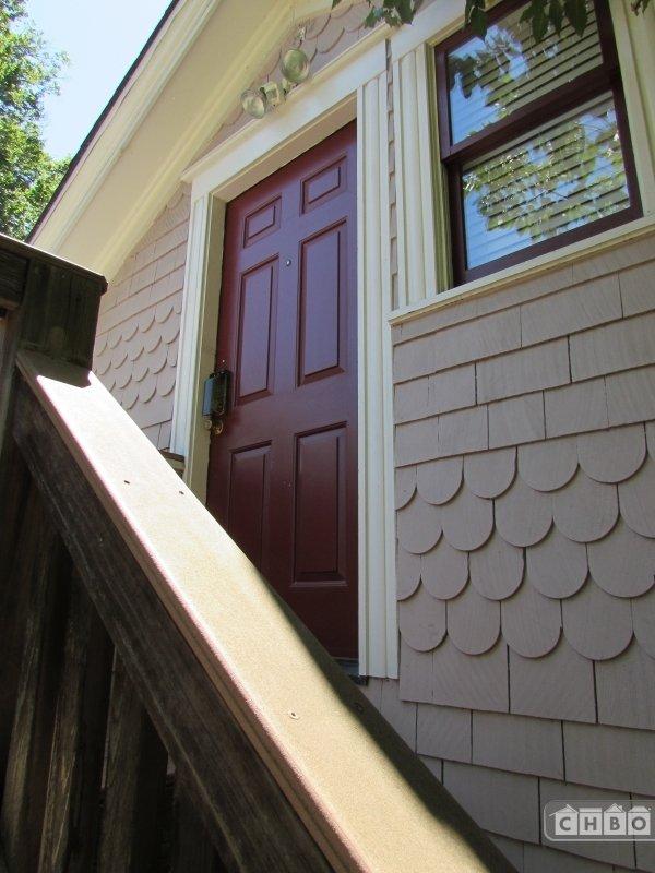 Front Door Crow's Nest