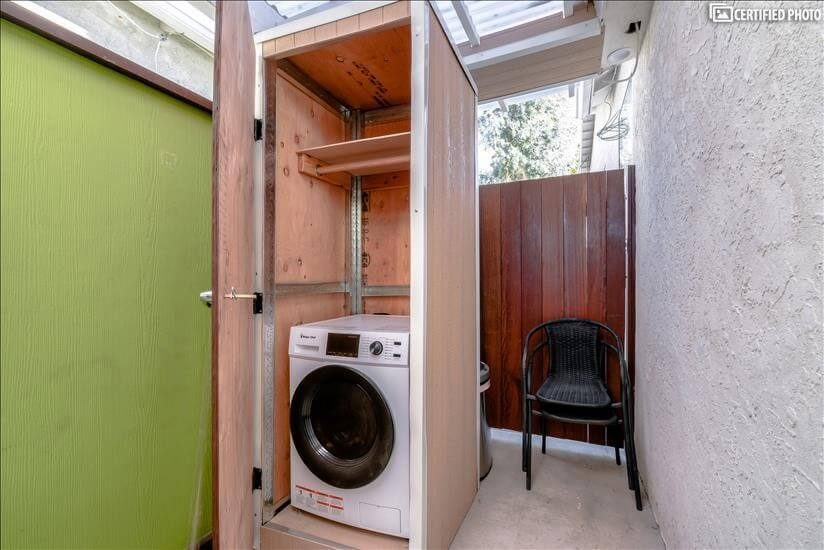 Private Washer & Dryer