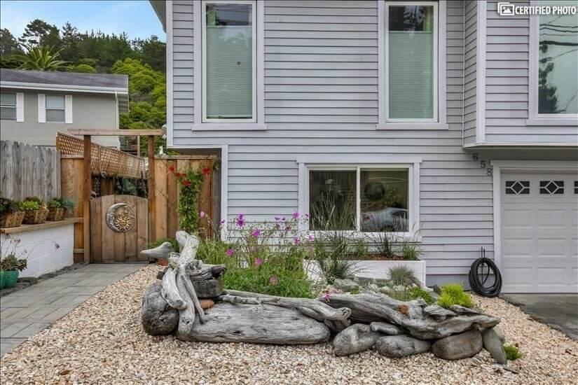 Your garden entrance.