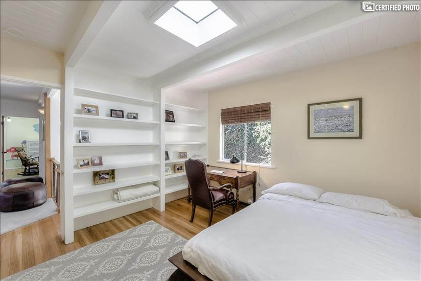 3rd Bedroom perfect for distance learning