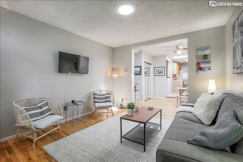 Executive Corporate Housing Minutes from Downtown Denver