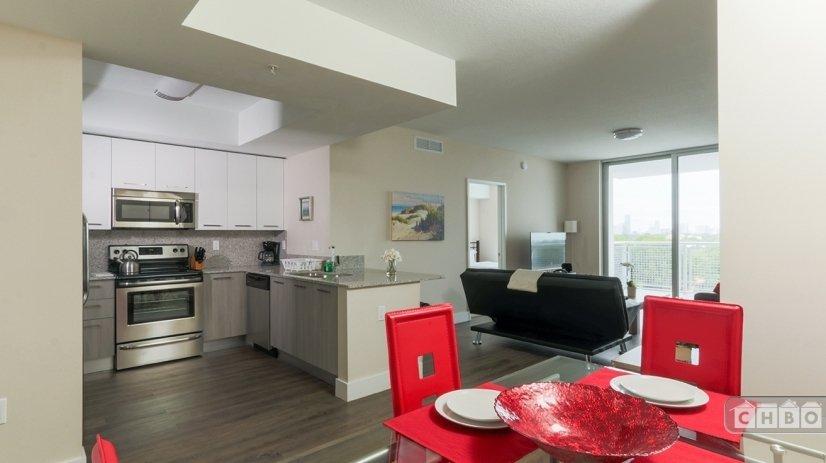 Furnish apartments