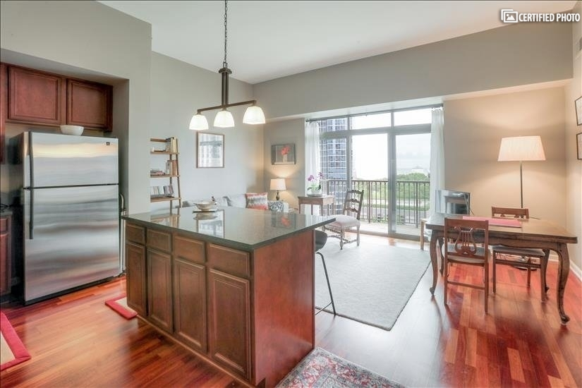 image 3 furnished 1 bedroom Townhouse for rent in Loop, Downtown