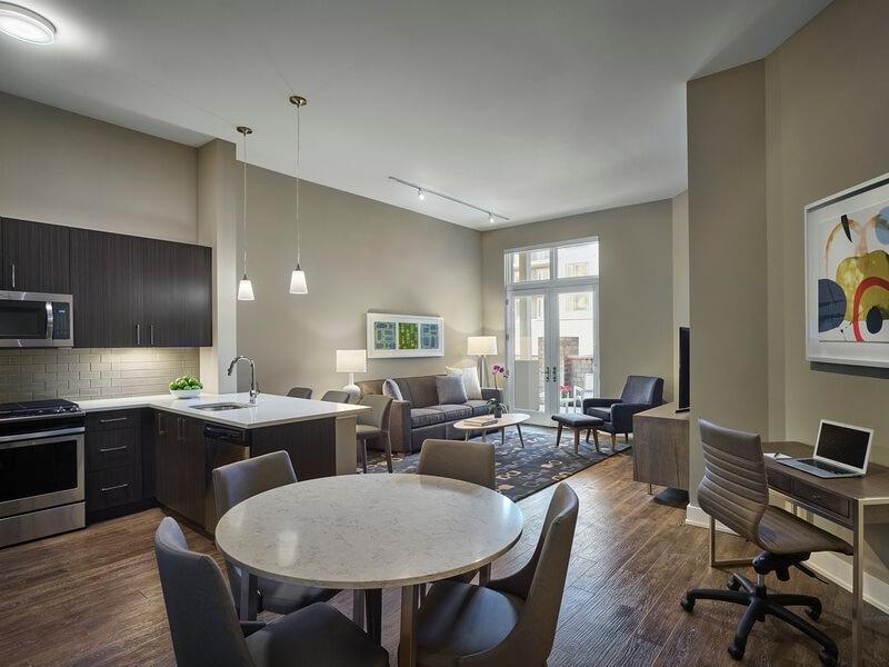 image 4 furnished 2 bedroom Apartment for rent in Florham Park, Morris County