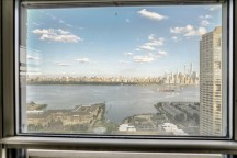 View of Manhattan from Bedroom Window