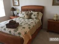 Master Bedroom (queen bed) walkout to main la...