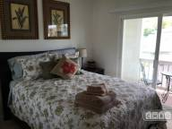 Bedroom #2 (Queen Bed) with walkout belchony