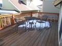 Huge Private Deck,  Additional patio furnitur