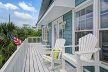 Relax After Work on Your Private Deck