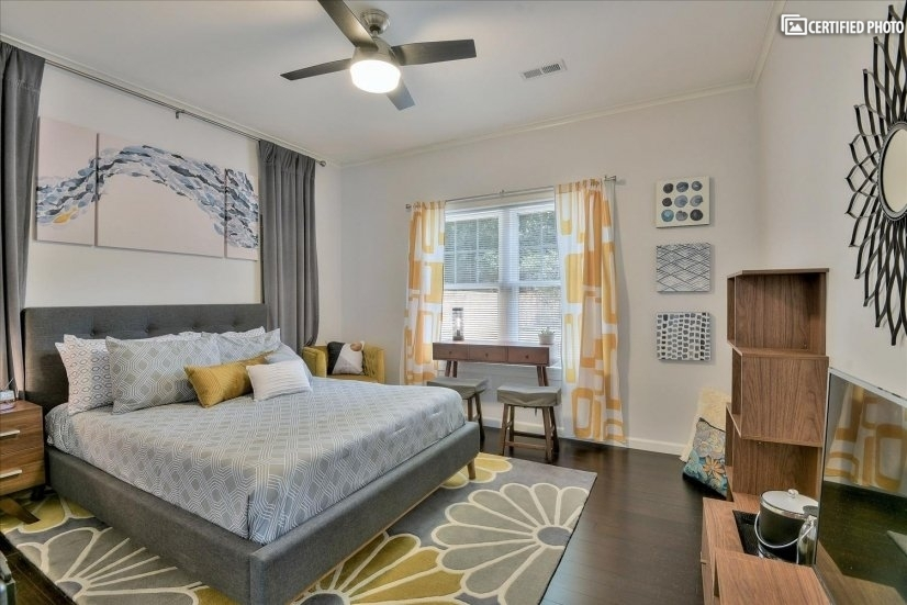 image 15 furnished 3 bedroom Apartment for rent in Plaza-Midwood, Charlotte