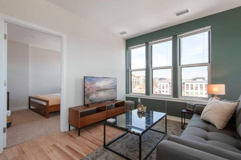 Furnished 1 bdrm corporate rental in NoMa