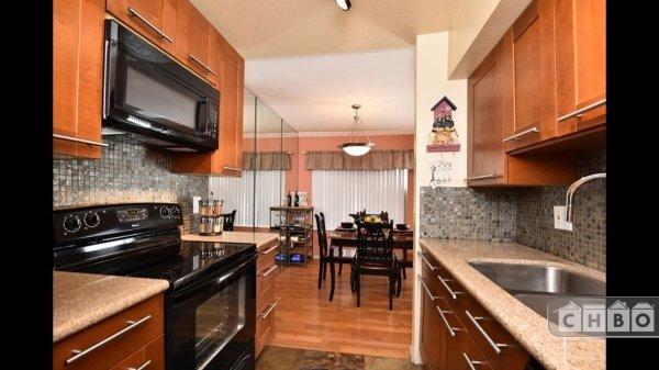 Full Stocked Kitchen