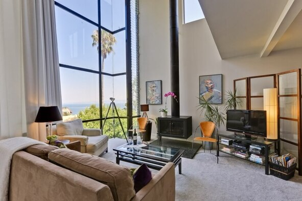 Elegant view apartment on Telegraph Hill