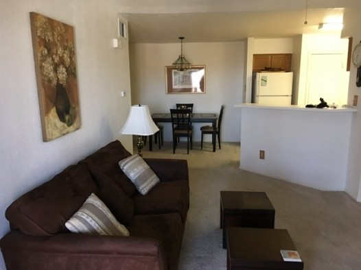 Chic Fully Furnished 1-BR