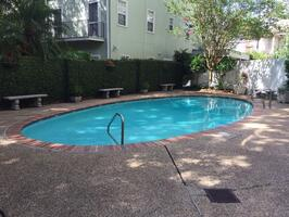 Shared Pool and Courtyard