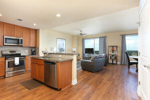 Beautifully Furnished One Bedroom Condo