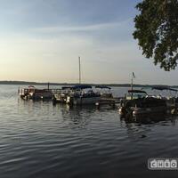 Dock on Lake Tarpon