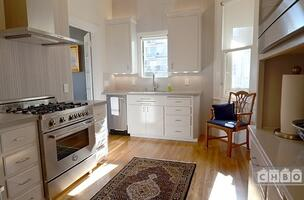 Our beautifully remodeled kitchen features Eu