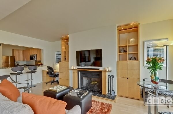 Nob Hill Luxury Executive Studio