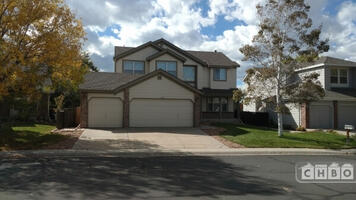2 story home with large basement in cul-de-sa