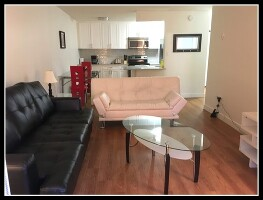 Furnished Rental in Vancouver