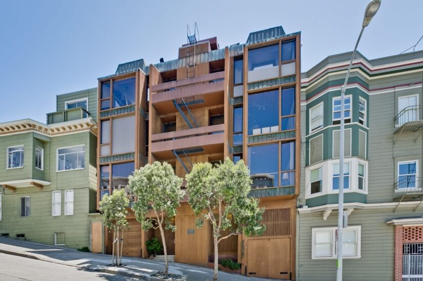 San Francisco corporate housing