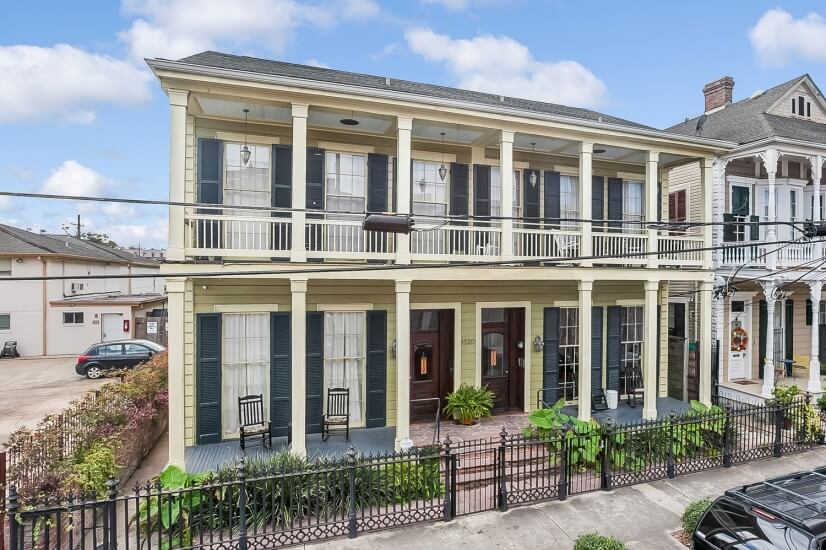 Furnished Rental in New Orleans