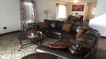 Furnished 3 Bedroom Home in Denver