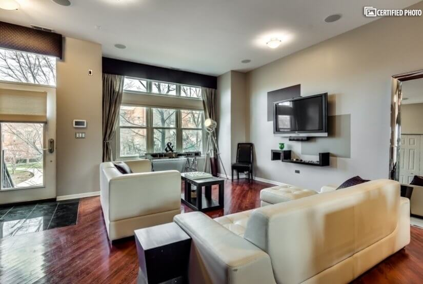 Upscale living Space