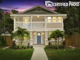 Historic Key West Style Home -Fully furnished monthly rental